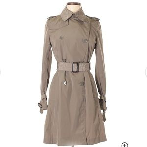 Banana Republic Lightweight Trench Coat